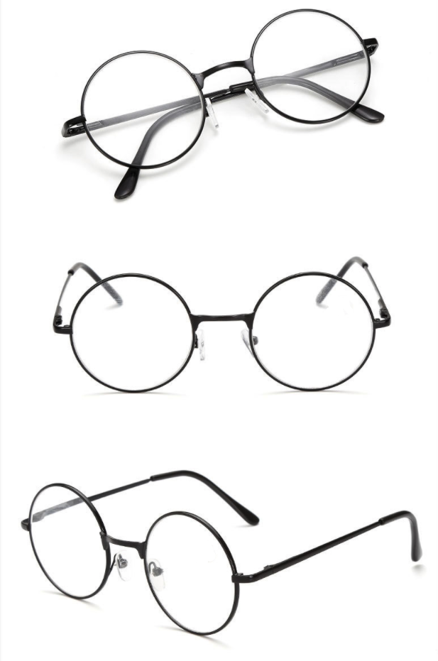 617x931 Harry Potter Glasses Png Images In Collection