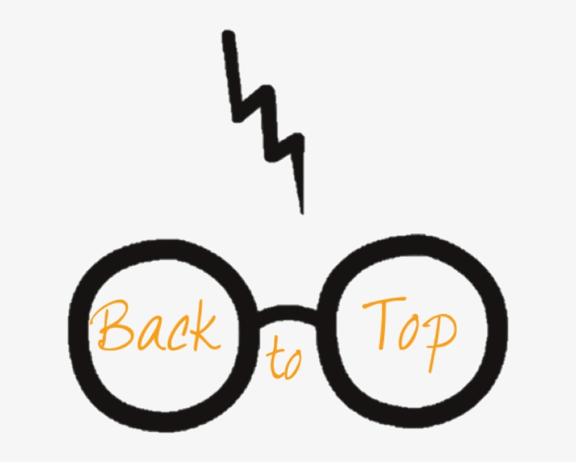 820x658 Scar Potter Glasses Harry Download Hq Png