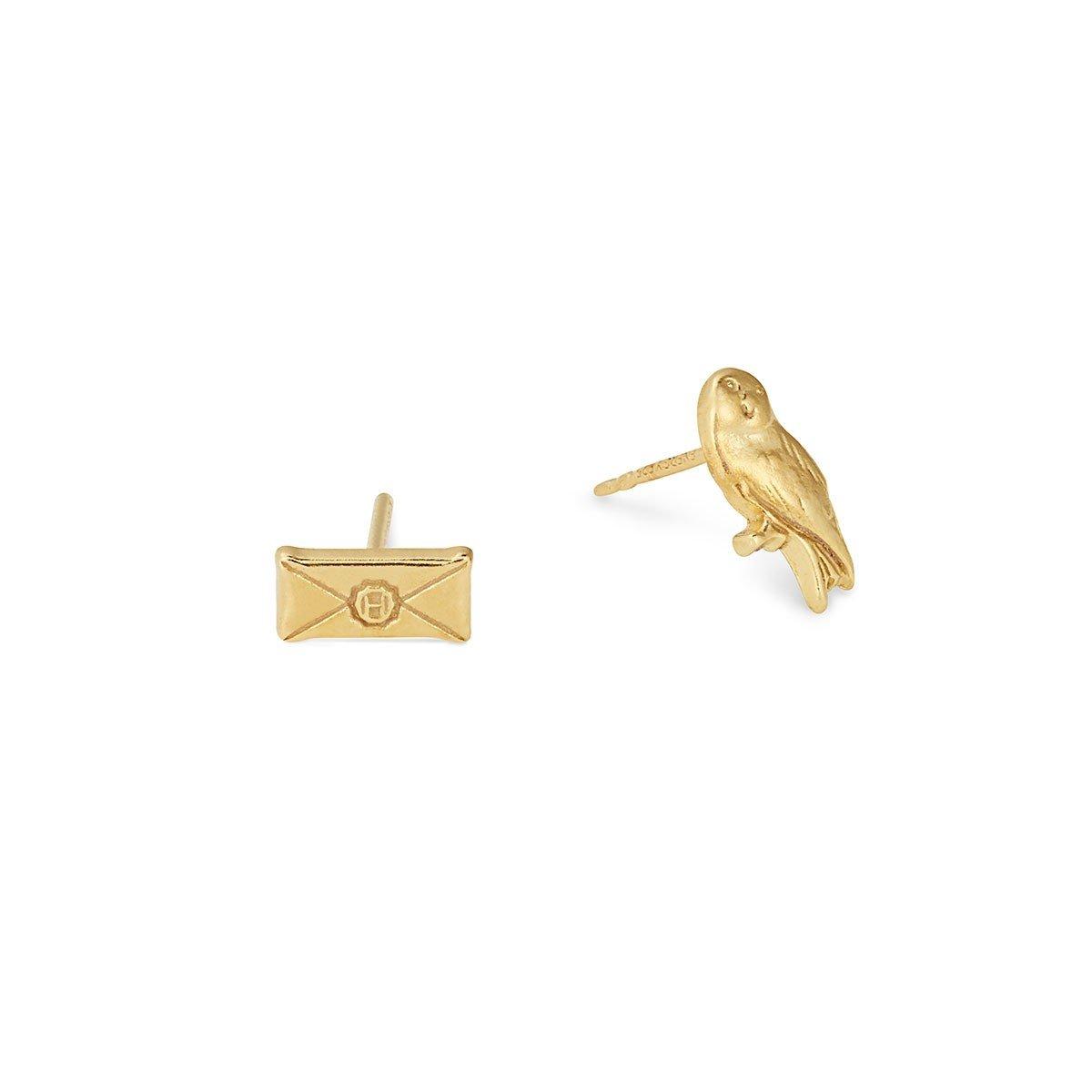 1200x1200 Harry Potter Owl Post Earrings In Sterling Silver Alex