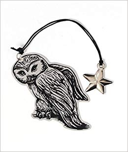 260x308 Harry Potter Hedwig Owl Metallic Bookmark Amazon