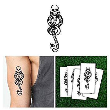 355x355 Harry Potter Death Eaters Dark Mark Tattoos