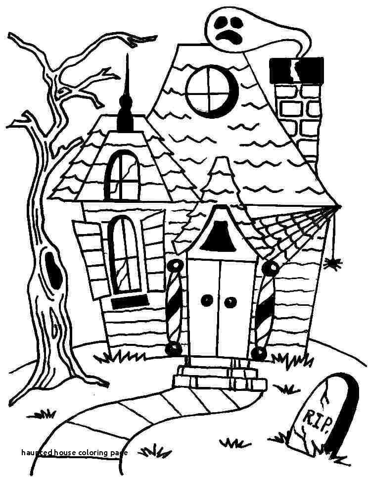 744x964 haunted house coloring pages lovely elegant haunted house