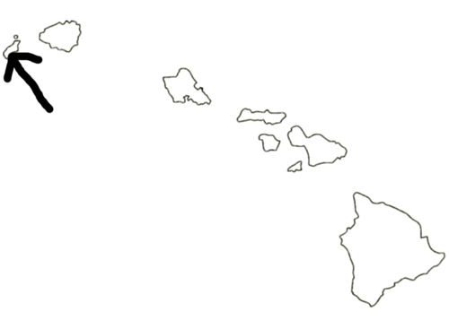 500x367 Hawaiian Islands, Mountains, And Capital Flashcards Quizlet