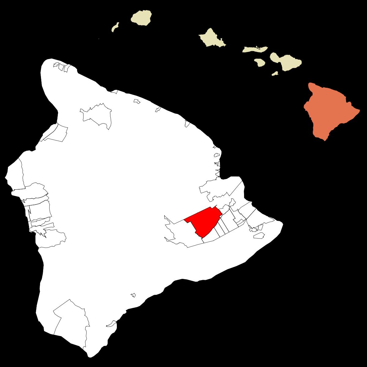 1200x1200 Mountain View, Hawaii