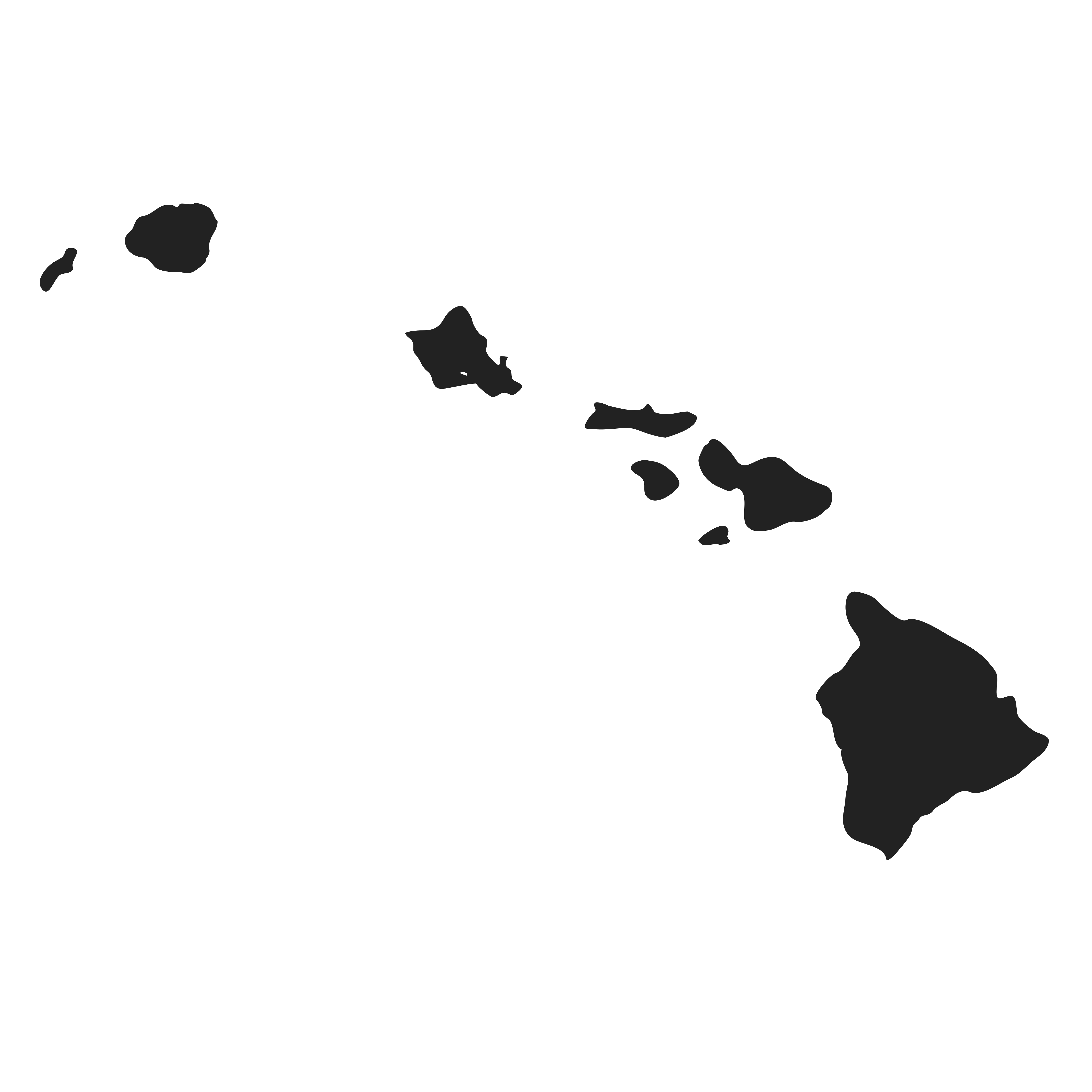 5000x5000 Collection Of Free Hawaii Drawing Shape Download On Ui Ex