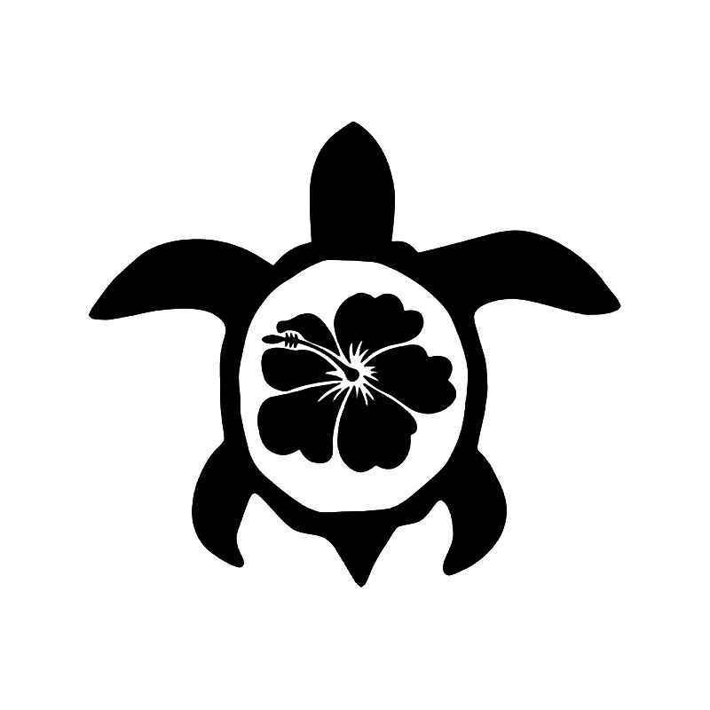 8f15b83be45ce Hawaiian Turtle Drawing | Free download best Hawaiian Turtle Drawing ...