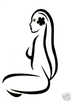 280x400 Hinano Logo I've Got No Style Tahitian Tattoo, Tiki Hawaii