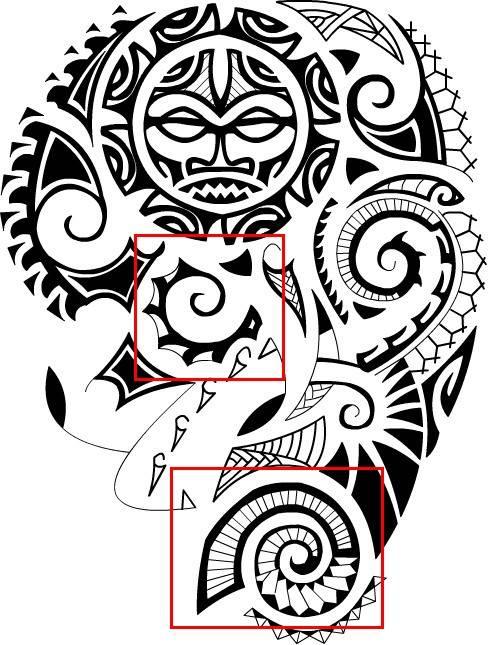 488x645 Best Tribal Tattoo Designs, Ideas Meanings