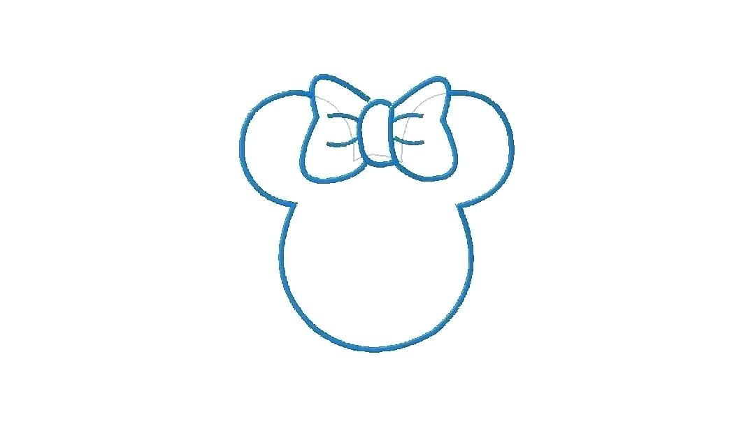 1077x610 Mickey Mouse Face Drawing Coloring Mickey Mouse Face Drawing