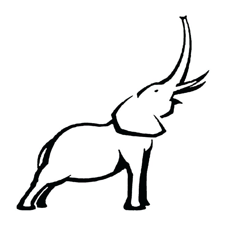 736x736 Collection Of Drawing Outlines Of Animals Download Them And Try