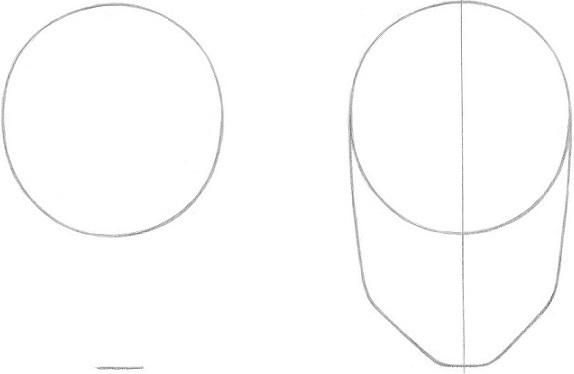 Head Shape Drawing Free Download Best Head Shape Drawing