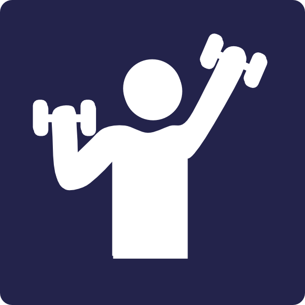 600x600 Health And Fitness Clipart
