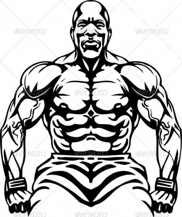 590x703 Bodybuilding And Powerliftin