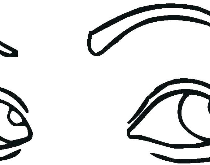 678x533 coloring pages face parts colouring pages face parts body coloring
