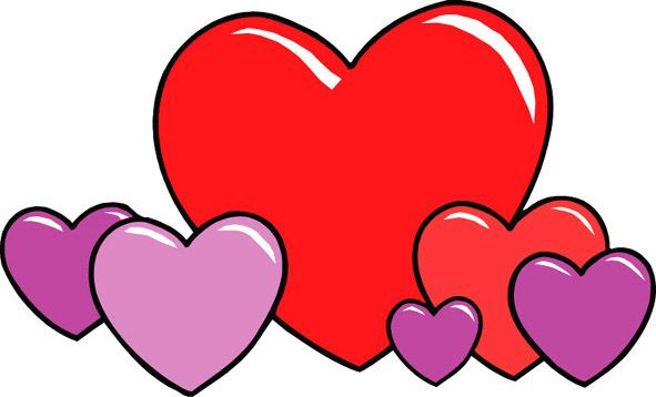 591x358 love heart drawings, cartoon love pictures love images yummy