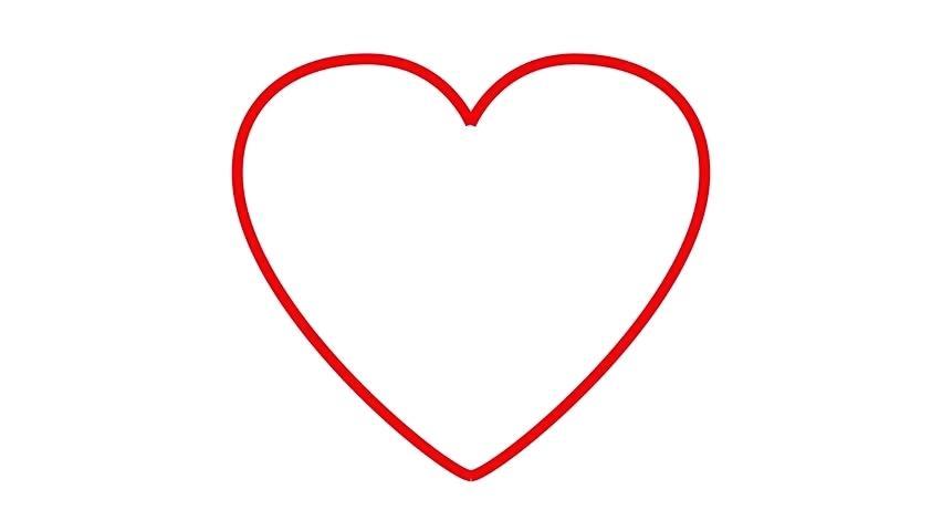852x480 valentine heart drawing valentine heart arrow clip art valentine