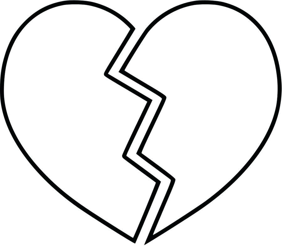 900x800 drawing broken heart broken heart tattoo drawing drawing ideas