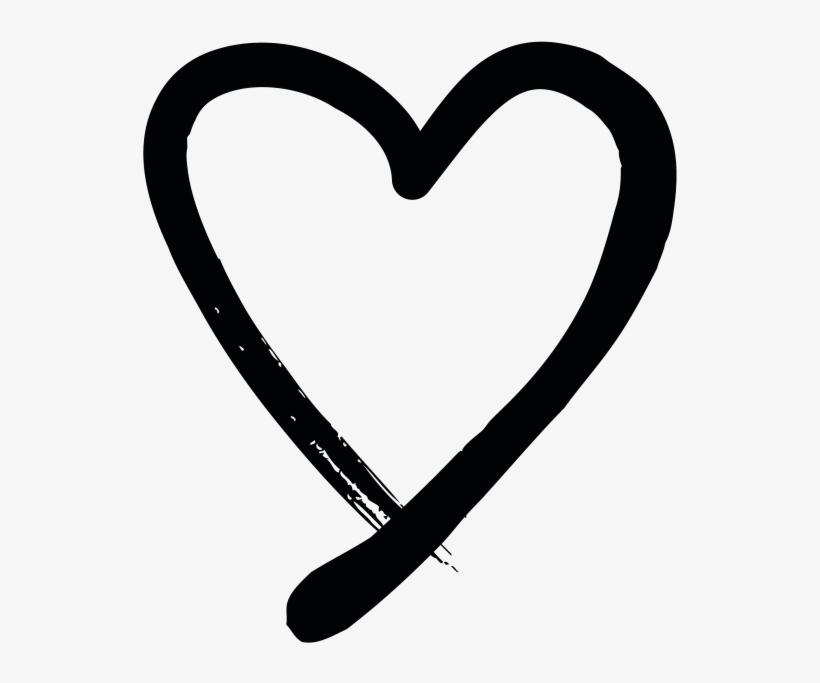 820x683 Hand Drawn Heart