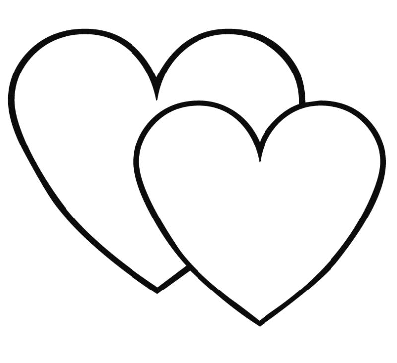 Heart Line Drawing