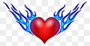 300x154 Heart Drawing Clipart, Transparent Png Clipart Images Free