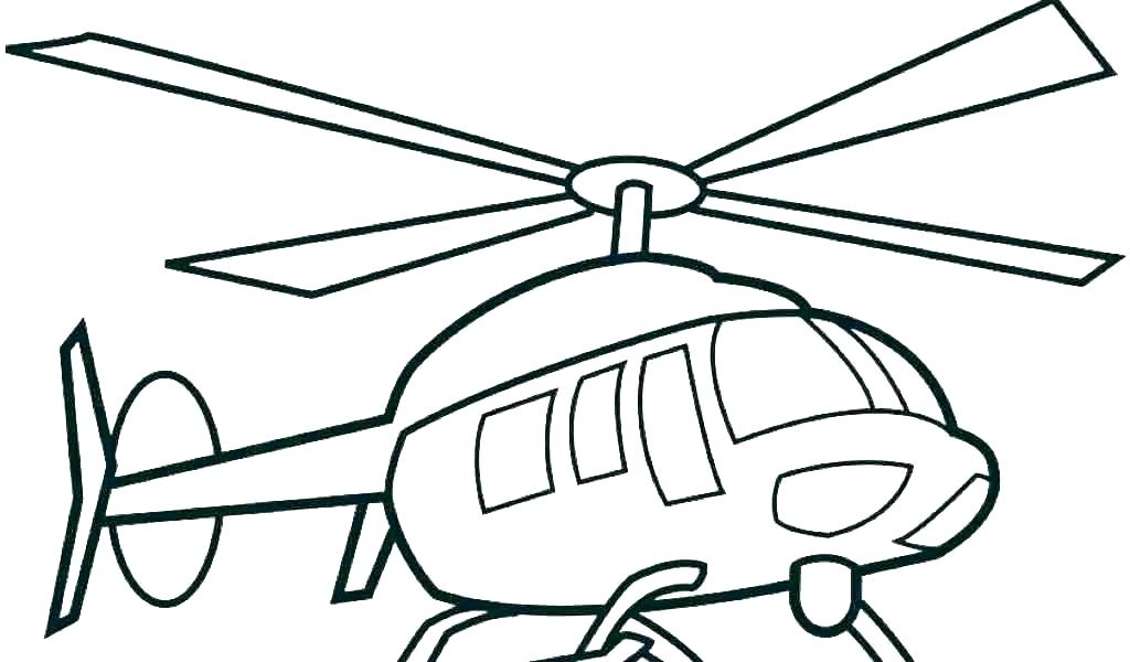 Helicopter Drawing | Free download best Helicopter Drawing on
