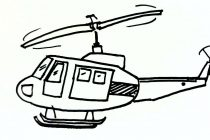 210x140 Tag Helicopter Drawing Tutorial