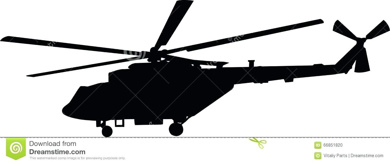 1300x548 Military Helicopter Drawing