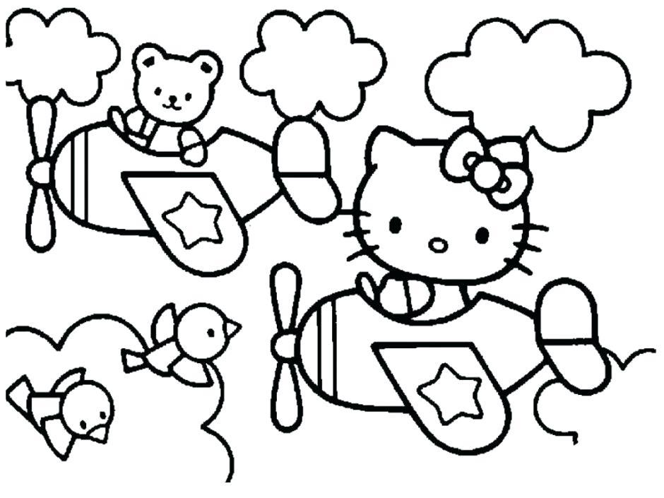 940x705 kitty drawings drawing hello kitty hello kitty cartoon easy