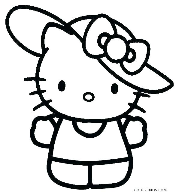 586x650 hello kitty printables coloring pages hello kitty coloring kitty