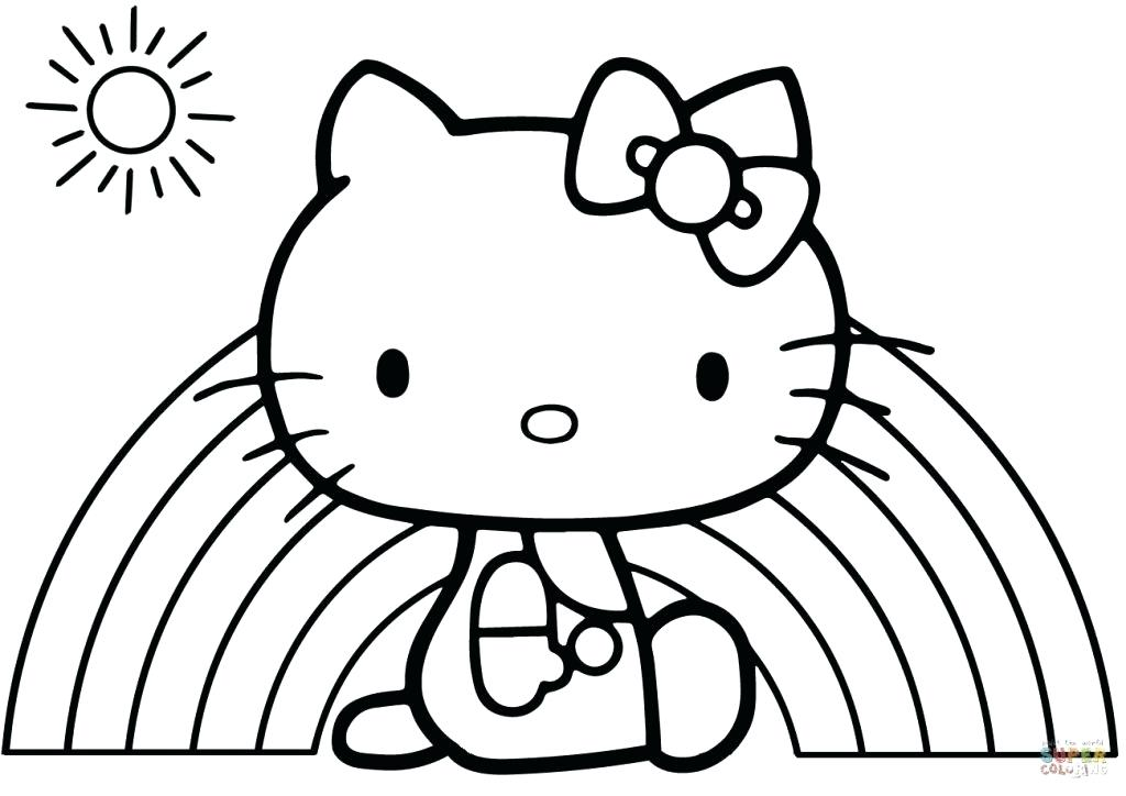 1024x724 hello kitty drawings hello kitty drawing tutorial kitty drawings