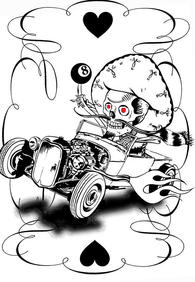 645x934 mexican hot rod ! auto drawings hot rods, hot, car engine