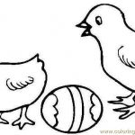 150x150 hen and chicks drawing hen and chicks drawing at getdrawings free
