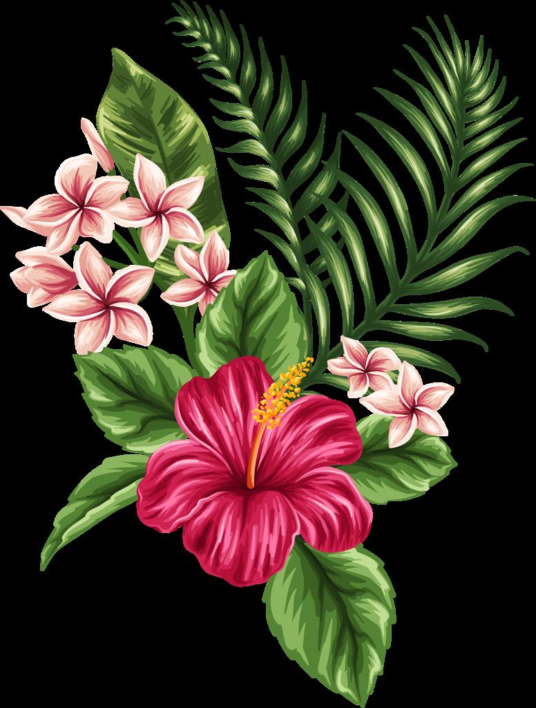 776x1024 Tropicheskie Art Hibiscus Tattoo, Hawaiian Flower Tattoos