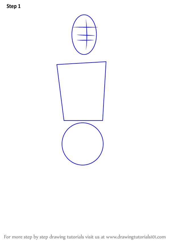 598x844 learn how to draw hank hill from king of the hill