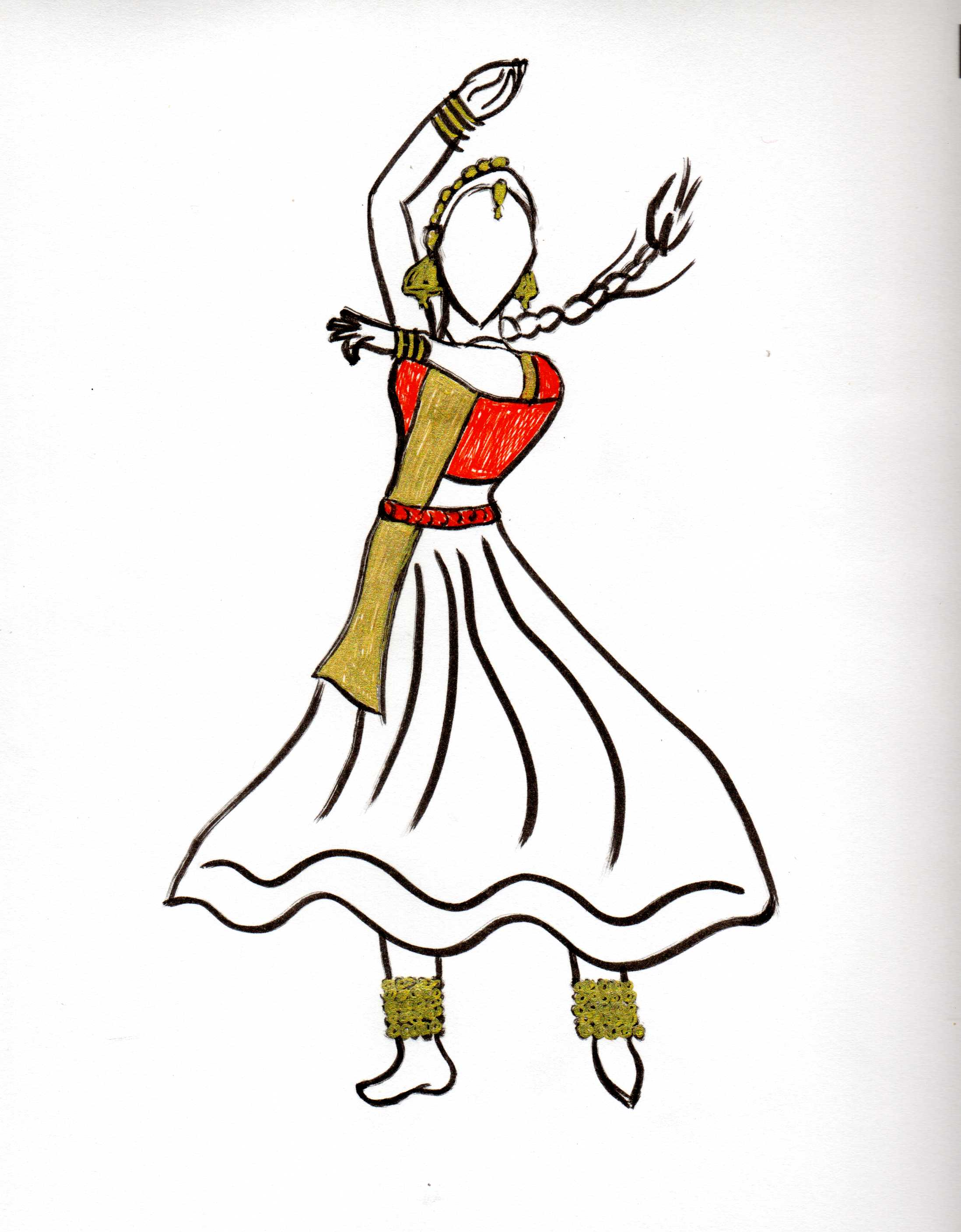 2196x2815 Dance Whimsical Paraphernalia