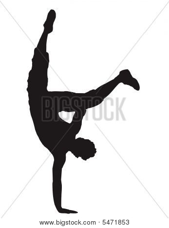 347x470 Hip Hop Dance Clip Art