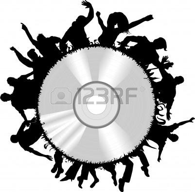 401x394 Hip Hop Dance Party Clip Art