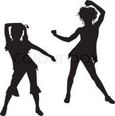 236x238 Kids Hip Hop Dance Silhouette