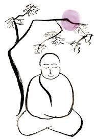 186x271 Buddha Simple Sketch