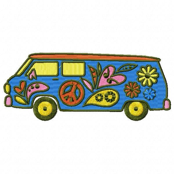 600x600 Machine Embroidery Design