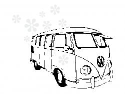 250x187 Van Drawing Kids, Picture