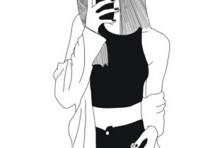300x210 hipster girl drawing tumblr black and white tumblr hipster girl