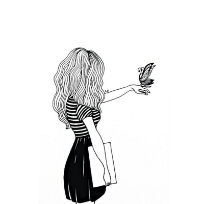 Hipster Girl Drawing Tumblr Free Download Best Hipster
