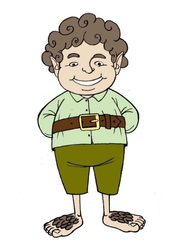 768x1024 draw a hobbit the hobbit draw, cartoon drawings, the hobbit