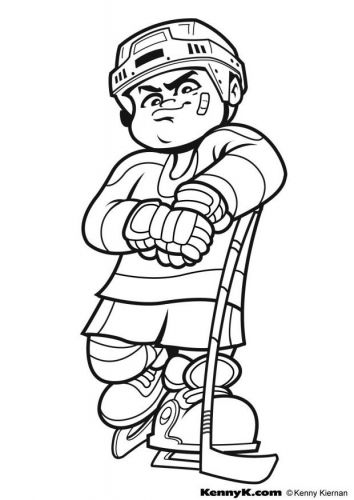 354x500 hockey player dibujosdrawings ice hockey players, hockey