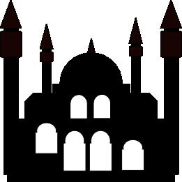 261x261 Palace Drawing Hogwarts Castle Huge Freebie! Download