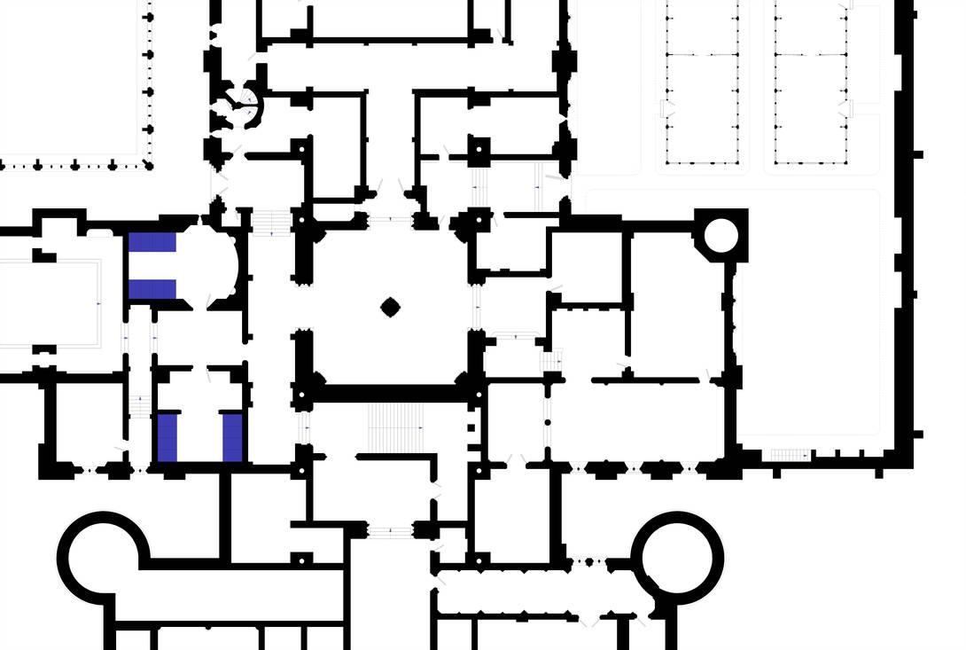 1090x733 Hogwarts Castle
