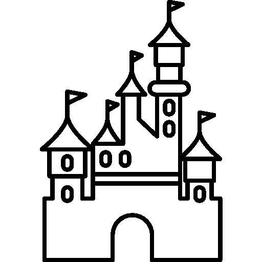512x512 Neverland Drawing Hogwarts Castle Frames Illustrations Hd
