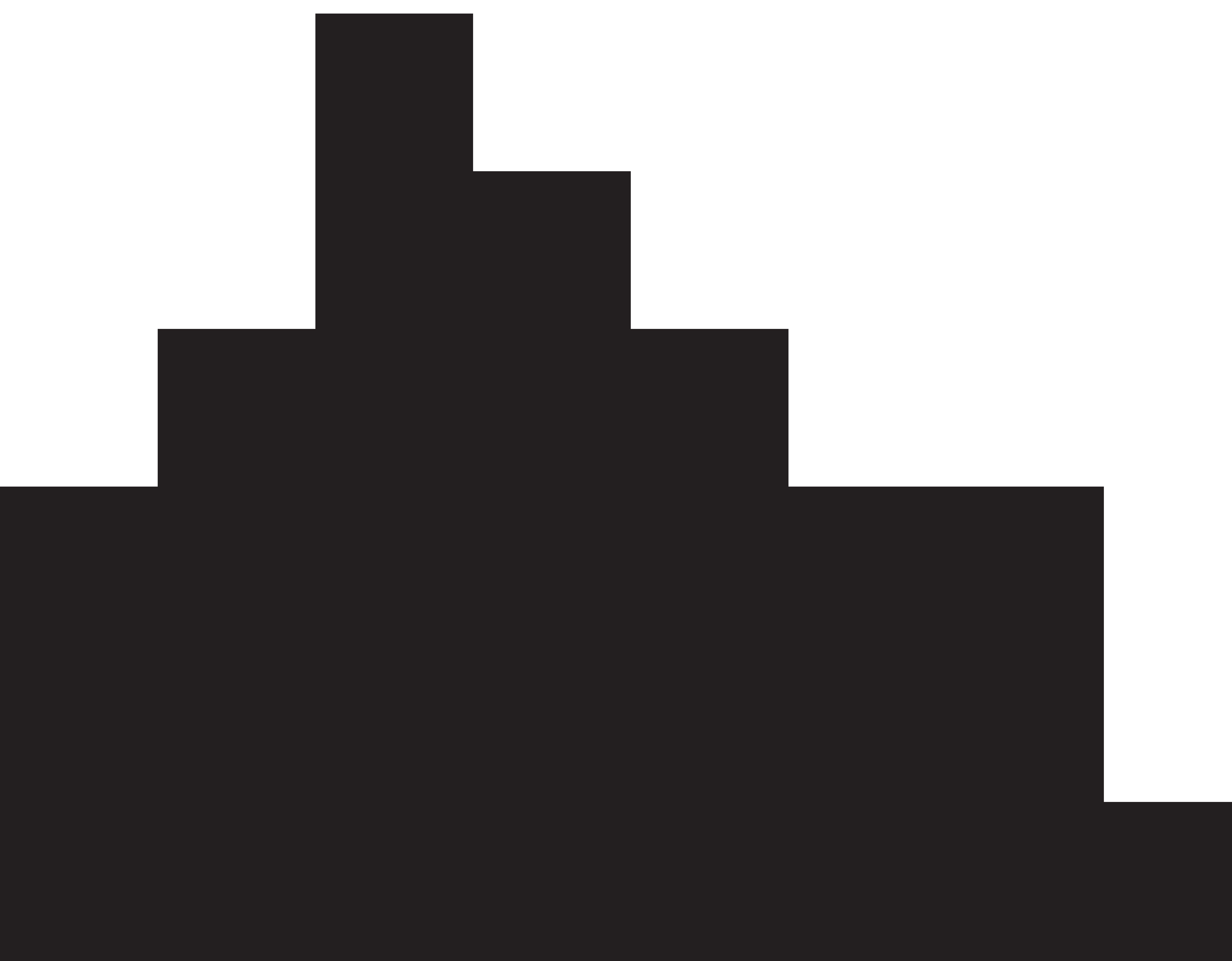 8000x6241 Hogwarts Castle Silhouette Clipart Em Harry Potter