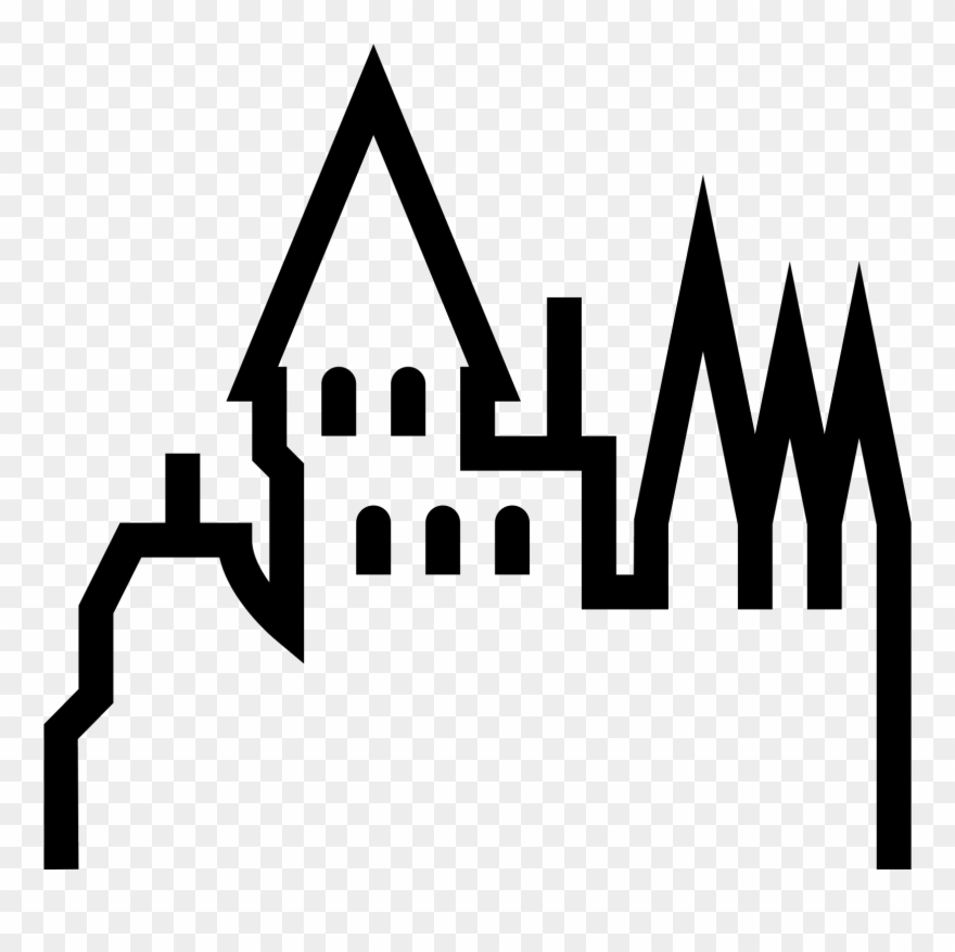 880x877 Hogwarts Icon Free Download And Vector Png Hogwarts